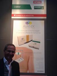 Avanix Presente a SMAU 2015 Milano
